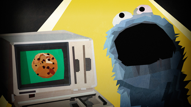 Cookie Monster, how do cookies work