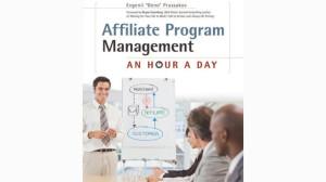 Book on Affiliate program management