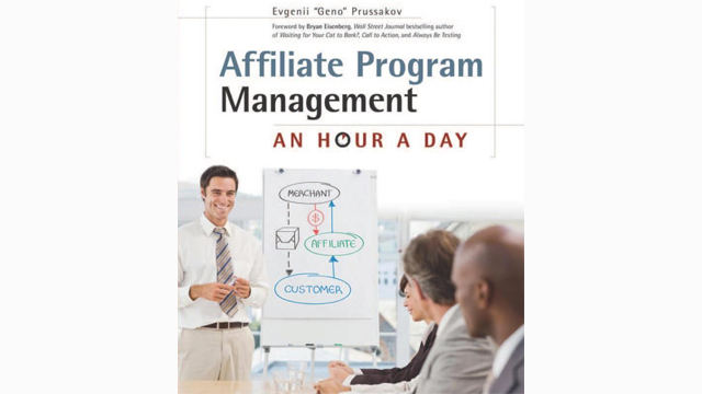 Book on Affiliate program management