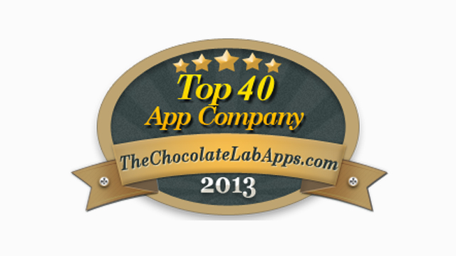 The Top 40 app companies of 2013.
