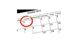 October 1st Deadline For PHG