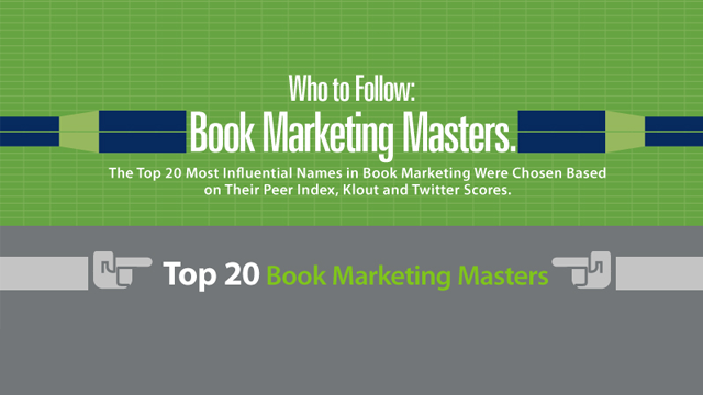 Who to follow: Book Marketing Masters