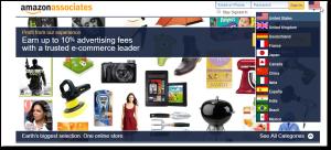 Amazon Associates Affiliate Prgram