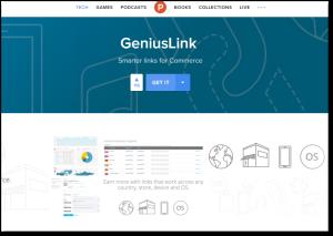 Geniuslink on Product Hunt