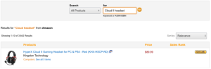 Amazon Link Creator Product Search