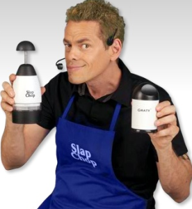 Slap Chop Infomercial