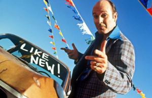 Use Car Salesman