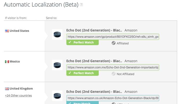 Automatic Localization