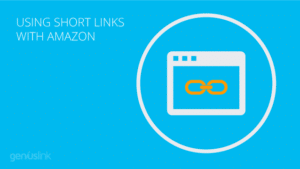 Using short amazon links.