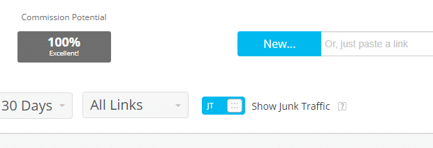 Switching Modes on Geniuslink