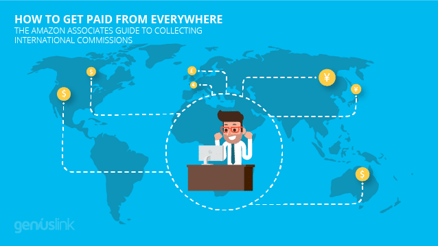 How to get paid from everywhere