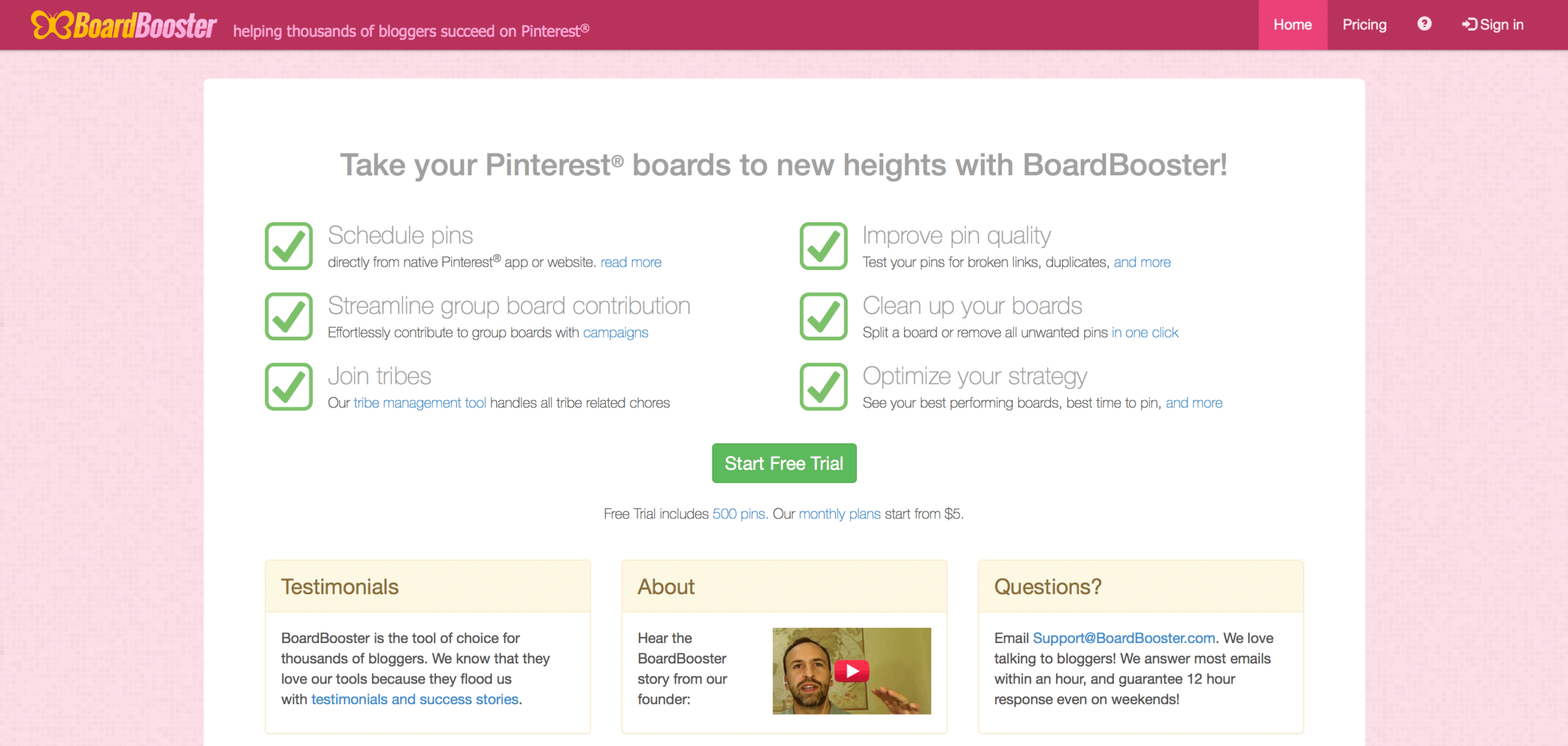 Take your Pinterest boards to new heights