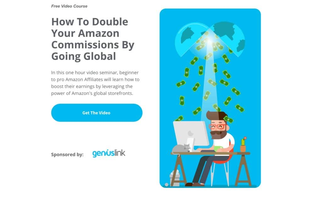doubling your amazon commission by going global