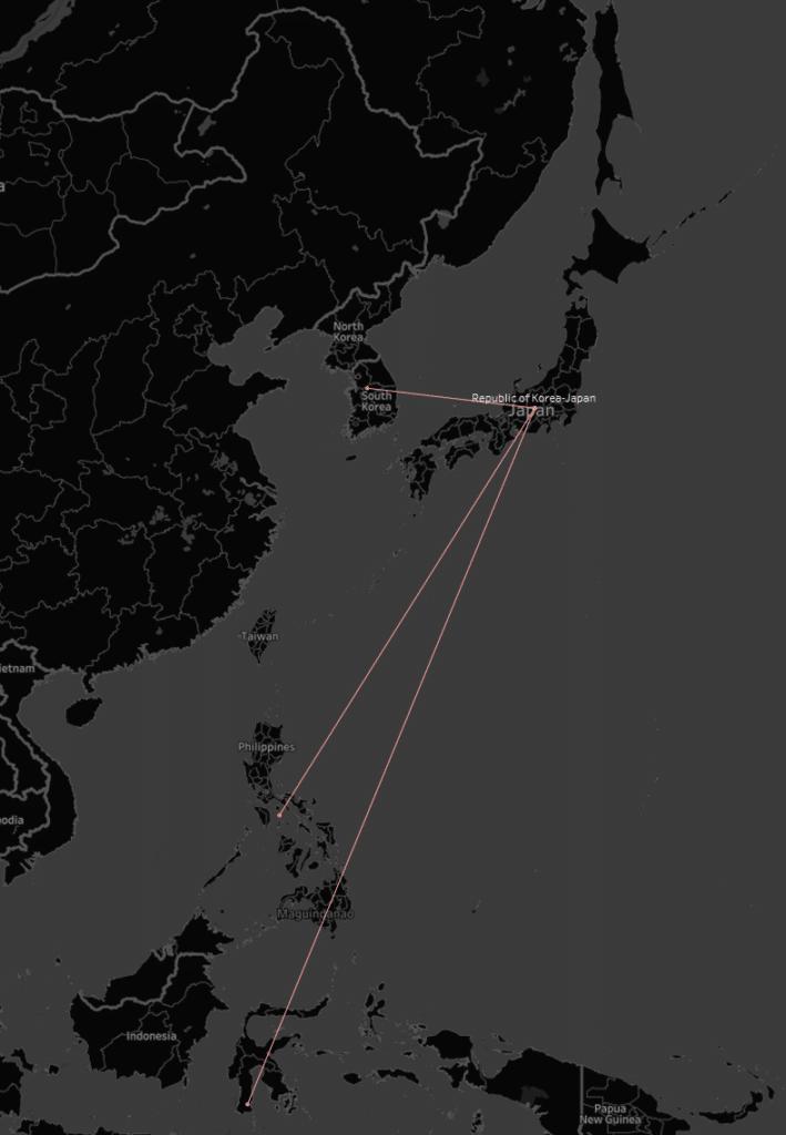 Amazon.co.jp Mappings