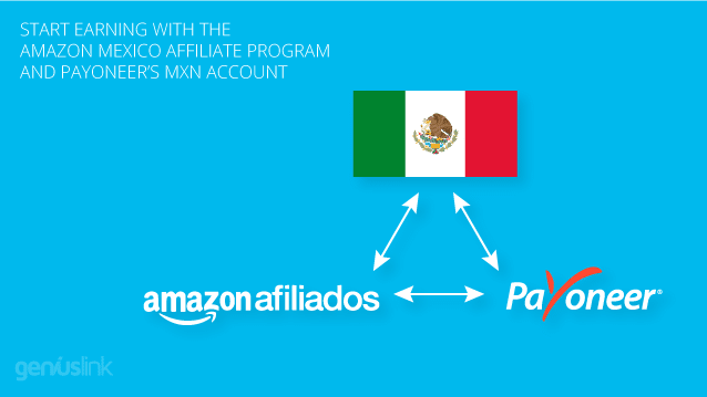 Amazon Mexico affiliate program