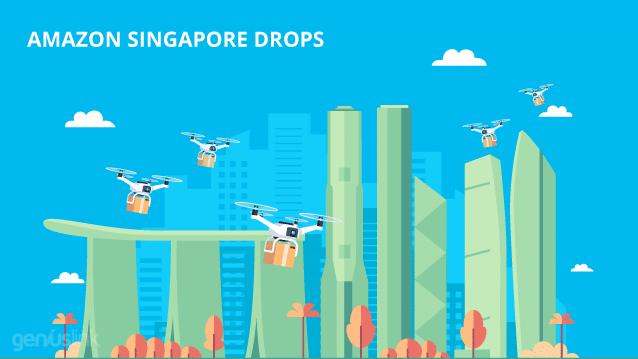 Amazon Singapore Drops
