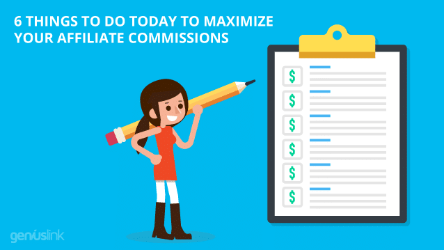 6 ways to maximize affiliate commission