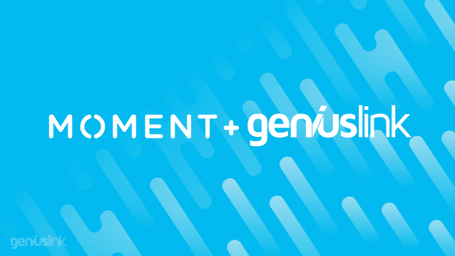 Moment affiliate program and Geniuslink