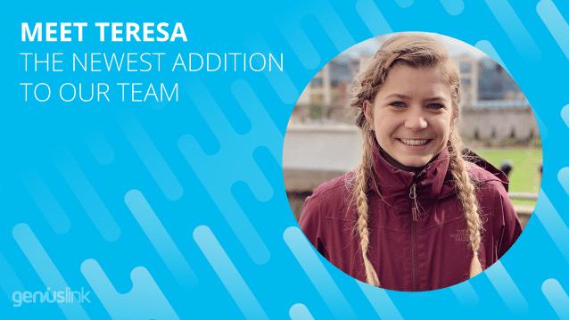 Meet Teresa a Genius Link Member