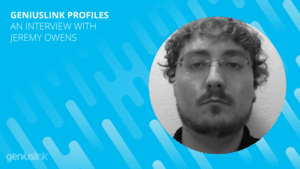 picture of Jeremy Owens with words: Affiliate Profiles