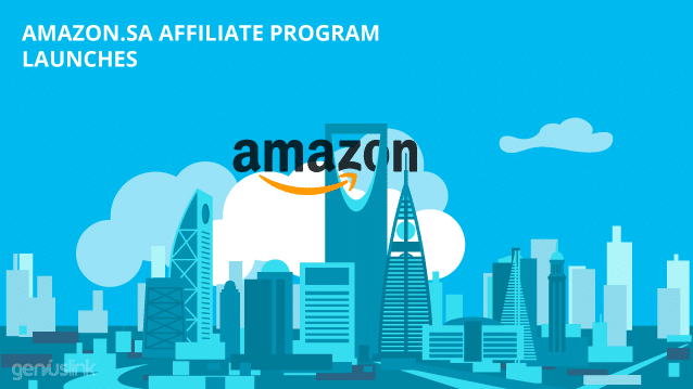 Amazon Saudi Arabia Affiliate Program and storefront launch!