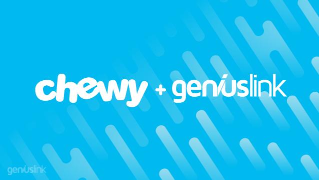 Chewy affiliate program + Geniuslink