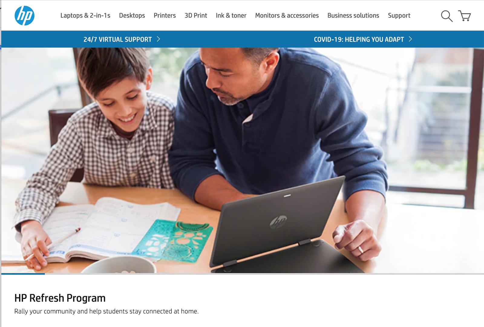 HP Refresh Program