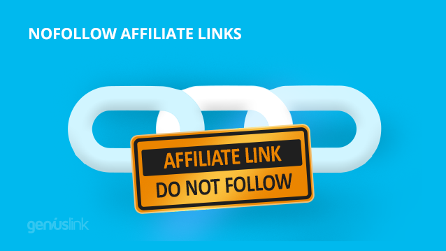 nofollow affiliate links