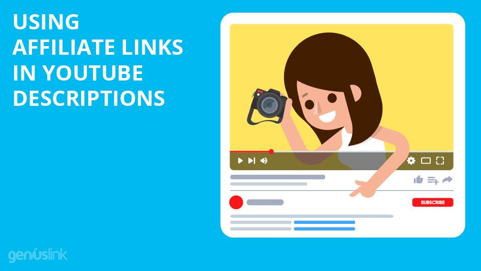 Links in Youtube Description
